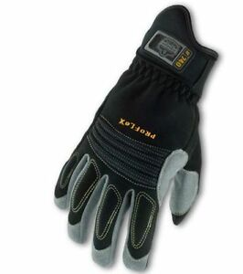 New With Tags Ergodyne Proflex 740 Fire Rescue Rope Gloves Size Small 7