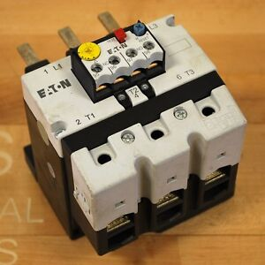 Eaton Xtob100gc1 Overload Relay 70 100 Amp Frame G Class Used