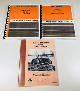 Massey Ferguson 35 Tractor Parts   MCS Industrial Solutions and