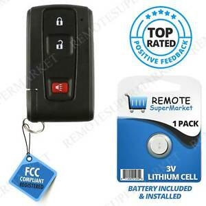 Replacement For Toyota 2004 2009 Prius Remote Car Keyless Entry Key Fob Entry