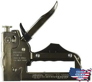 Duo Fast Cs5000 20 Gauge 1 2 inch Crown Compression Stapler New Free Ship