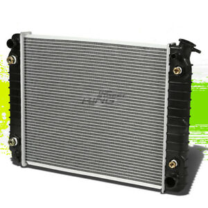 Aluminum Core Oe Replacement Radiator For 85 87 Chevy Gmc Truck van 1500 4 3l V6