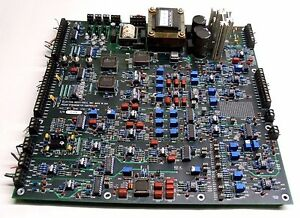 Large Computer Board From Clayton Dynamometer Controller Dyno 2wd Rg240