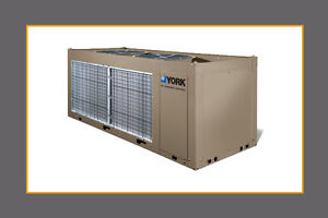 2018 York 20 Ton Air Cooled Chiller New W Warranty In Stock Low Ambient R410a