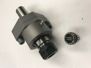 Orb2 er20h 1 000 Broach Holder With Collet Rotary Broaching