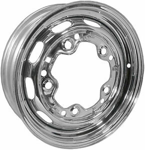 Early chrome Look Vw Or Porsche 5 Lug Wheel 5 205 4 5 Width