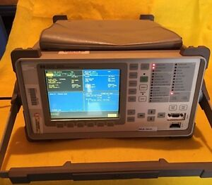 Hp Agilent Omniber Communications Performance Analyzer 37717c W options