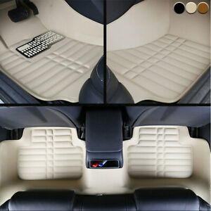 For Mercedes benz Gl450 2006 2016 Car Floor Mats Front Rear Liner Auto Fly5d