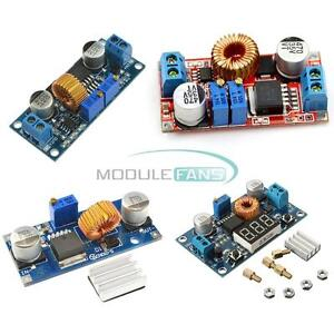 5a Dc dc Step Down Buck Converter Module Power Supply Led Lithium Charger Xl4015