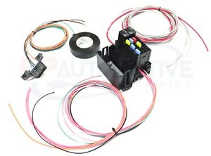 Ls Swap Harness Diy Fuse Block Kit For Factory Harness Rewire
