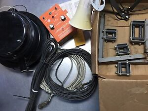 Sigalarm Model 210 Telescoping Boom Power Line Voltage Warning Device