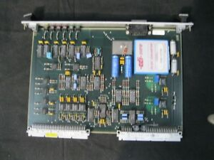 Amsl 4022 430 1247 Power Amp Ct Module Board Svg