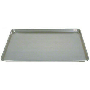 Advance Tabco 18 8a 13 1x 12ea Half Size Aluminum Bun Sheet Pan 18 Gauge