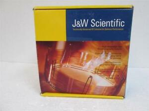 J w Scientific Db 210 Gc Columns For Optimum Gas Chromatography Performance New