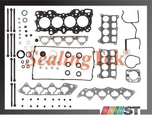 Fit Acura Integra B18c1 B18c5 Vtec Engine Cylinder Head Gasket Set W Bolts Kit