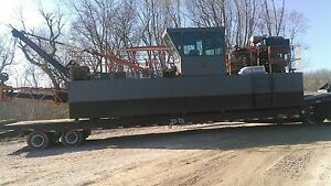 8 Cutter Suction Dredge