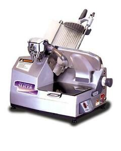 German Knife Gs 12a Automatic Food Slicer Turbo Air German Knife Series
