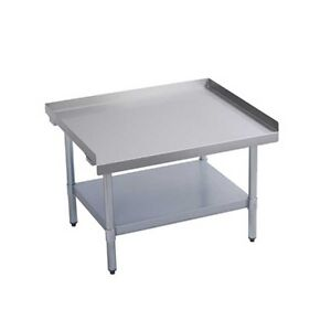 Elkay Foodservice 60 x30 Equipment Stand 16 300 S s With Stainless Undershelf