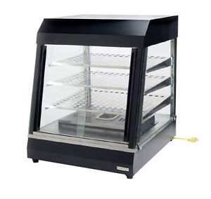 Hebvest Hd24ht 24 Countertop Electric Heated Display Case