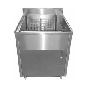 Elkay Foodservice 14 Pouch Electric Basket Style Rethermalizer W Casters