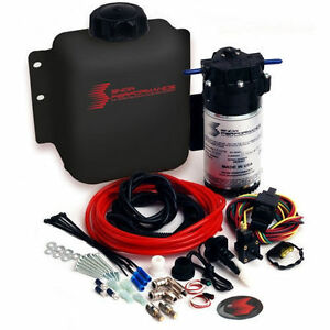 Snow Performance 201 Stage 1 Water Methanol Injection Boost Cooler Gas Authentic