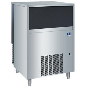 Manitowoc Bg 0260a 313lb Big Shot Large Gourmet Cube Ice Machine W 143lb Bin