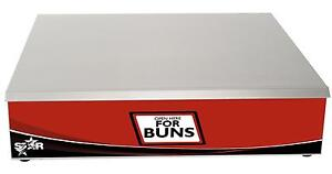 Star Xbw30 Dry Bun Warmer For Star 30 45 Series Roller Grills