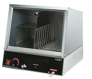 Star 70ssa Hot Dog Machine 230 Hot Dog Steamer 36 Bun Warmer