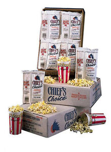 Star Cc28 6oz 28 6oz Packs Of Chiefs Choice Popcorn