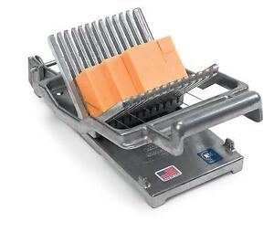 Nemco 55300a 1 Easy Cheeser Cuber Slicer W 3 8 Inch Slicing Arm