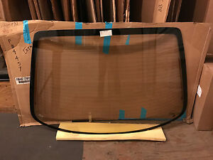 For Nissan Nx 2 Door Coupe 1991 1993 Back Glass Window Fb4457 Oem