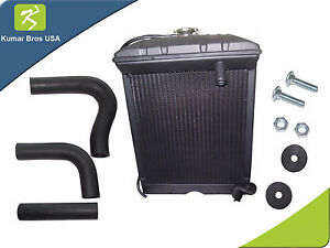 New Radiator Fits Ford nca8005 501 600 601 700 701 800 801 901 2000 4000 Naa