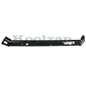 94 02 Ram Pickup Truck Front Bumper Face Bar Outer Retainer Bracket Right Side