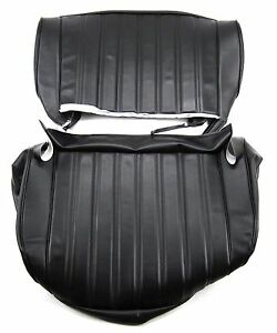 Jeep 1972 1975 Cj Low Back Bucket Seats Upholstery Kit