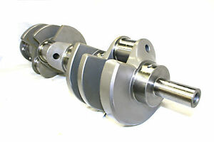 Pontiac 400 4 250 Stroke 4340 Forged Steel Crankshaft
