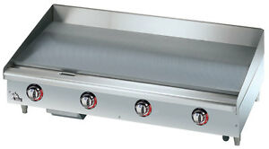 Star 548tgf Star max Countertop 48in Electric Griddle