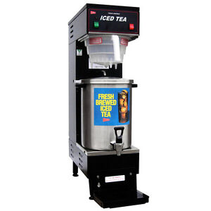 Gmcw Tb3 Automatic Ice Tea Brewer With 3 Gallon Dispenser