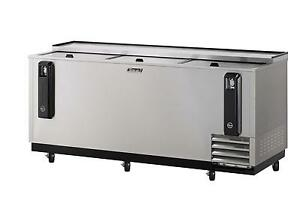 80 Bottle Cooler Stainless Exterior Tbc 80sd