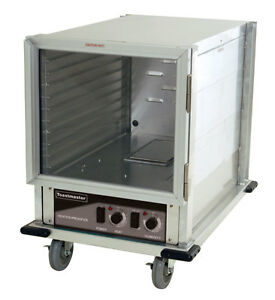 Toastmaster Non insulated Heater Proofer Mobile Cabinet 12 Pan Capacity