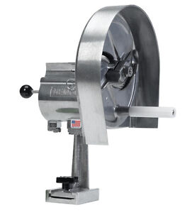 Nemco 55200an Manual Food Cutter Vegetable Slicer 1 16 1 2