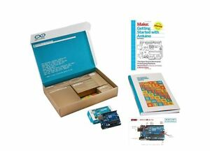 Official Arduino Uno R3 Starter Kit With Make Getting Started With Arduino Book