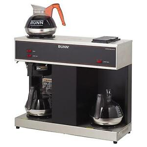 Bunn 04275 0031 Coffee Maker With 3 Warmers Vps Pourover
