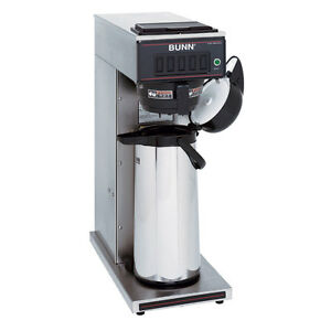 Bunn 23001 0000 Single Airpot Coffee Maker Brewer Pourover System