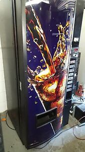 Royal Rvcde 542 8 Generic Front Beverage Soda Vending Machine