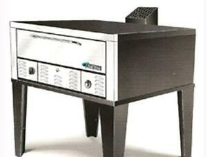 Peerless Ovens Cw41p 42 Wide Gas Pizza Oven Single Hearth Deck Floor Model
