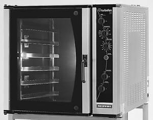 Moffat E35d6 26 Turbofan Electric Convection Oven Full Size 6 Pan Manual
