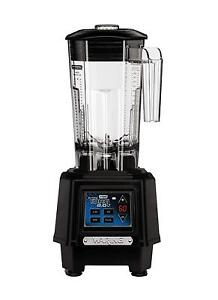 Waring Tbb145 Torq 2 0 Dual Speed 48 Oz Bar Blender
