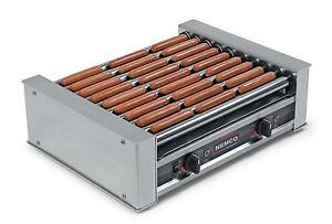 Nemco 8027 Hot Dog Roller Grill Fits 27 Hot Dogs