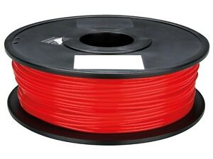Velleman Pla175r1 1 75 Mm 1 16 Pla Filament Red 1 Kg 2 2 Lb