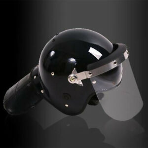 Motorcycle Motocross Anti Riot Helmet Swat Protective Security Full Helmet